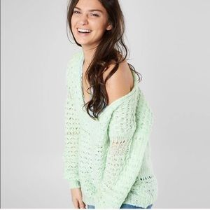 NWOT | Free People | Crashing Waves Pullover